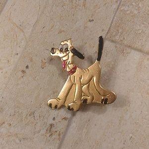 Vintage Pluto Pin